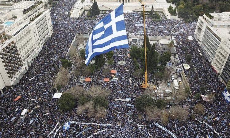 Τώρα , Έλληνες των συλλαλητηρίων για τη ΜΑΚΕΔΟΝΙΑ ,τελειώστε τους .