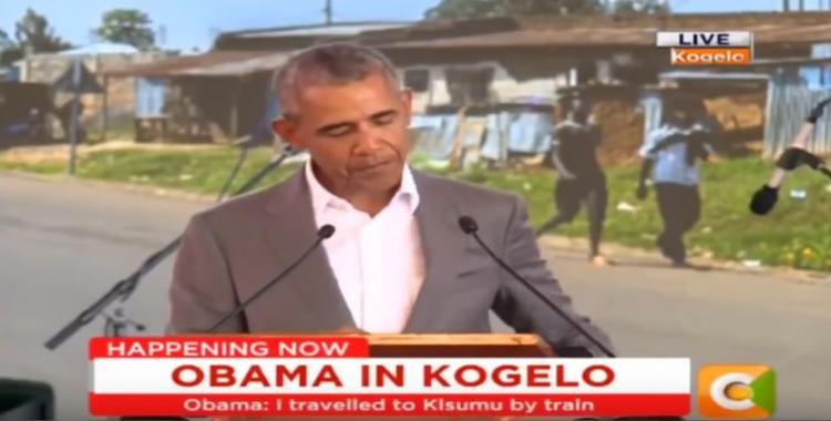 Παλι ειχαν δικιο οι «συνομωσιολογοι» παλικαρι ..Ο Ομπαμα το ξεστομισε μετα απο χρονια ..Ο προεδρος απο την Κενυα ..!
