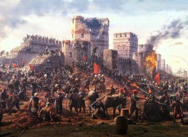 Η Τουρκία μας ¨επιτίθεται ¨ από Θράκη ( Πομακοχώρια), Καστελόριζο και Κύπρο . Ήρθε η ώρα να πάρουμε πίσω την Πόλη .