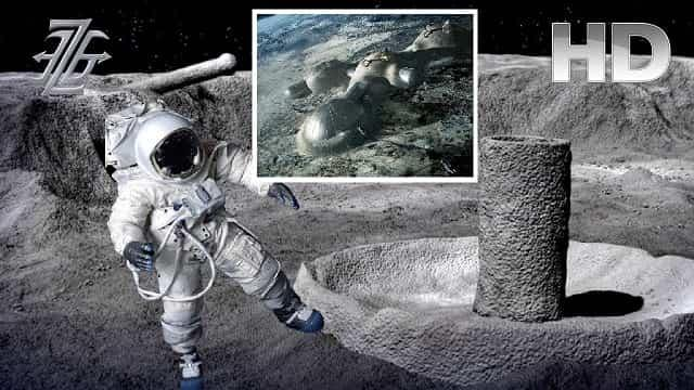 Ο Άνθρωπος που Διέσωσε Αποδείξεις για Εξωγήινες Βάσεις στη Σελήνη και μας τις Δείχνει σε Φωτογραφική Τεκμηρίωση
