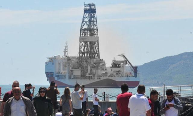 ΣΕΑ Τουρκίας: Συνεχίζονται Οι Δραστηριότητες Στην Αν.Μεσόγειο -«Όχι» Σε Τετελεσμένα