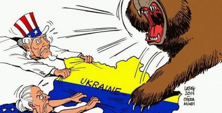 Στρατιωτικός εμπειρογνώμονας σχετικά με τη δυνατότητα του πρώτου ουκρανο-ρωσικού πολέμου.