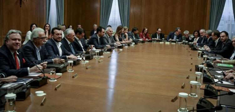 Ο Τσίπρας διόρισε νέα ηγεσία στον Άρειο Πάγο – Διαφώνησαν δύο υπουργοί – Άγνωστο αν θα υπογράψει ο Παυλόπουλος
