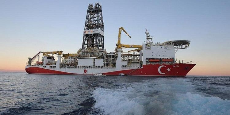 Όταν ο Ερντογάν τις επόμενες μέρες θα δείχνει εικόνες με άντληση Φυσικού αερίου από μέρη που δεν του ανήκουν, τι θα κάνει η Αθήνα και η Λευκωσία;
