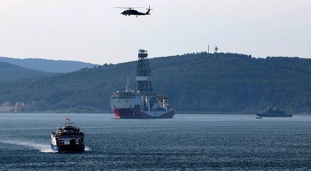 Την ώρα που θα ανακοινώνονται τα εκλογικά αποτελέσματα στην ΠΟΛΗ το γεωτρύπανο Yavuz θα περνά το Καστελόριζο και τότε…