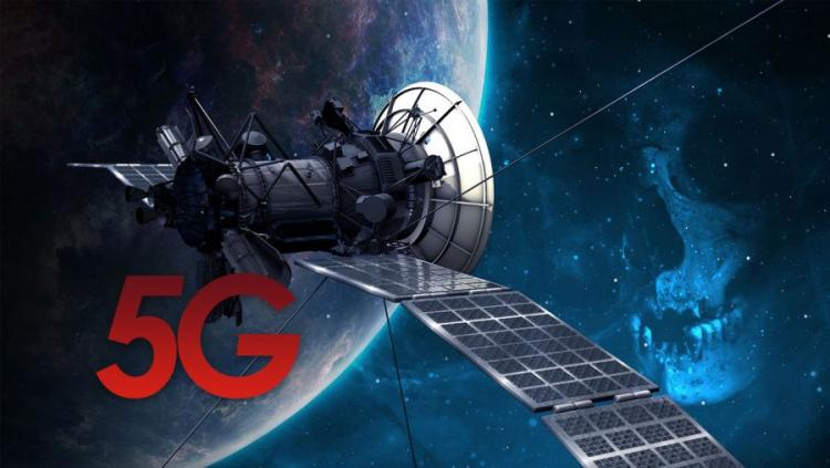 20.000 δορυφόροι θα σε βομβαρδίζουν με 5G σε κάθε γωνιά του πλανήτη. Ούτε τετραγωνικό εκατοστό της γης χωρίς 5G