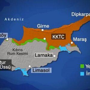 Nέος «Αττίλας» στην Κύπρο: Βρετανική ΑΟΖ θα απαιτήσει το Λονδίνο λόγω Δεκέλειας & Ακρωτηρίου – Δείτε χάρτες!
