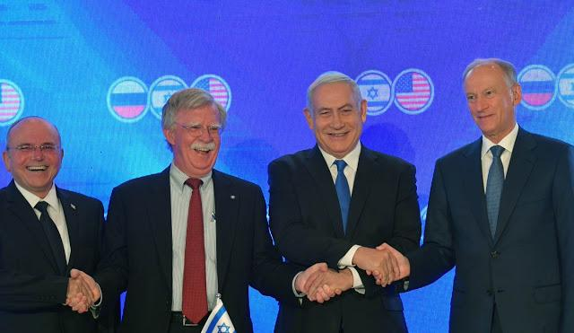 Iσραήλ: Συμφωνία Με ΗΠΑ & Ρωσία Για Αποχώρηση Τουρκικών & Ιρανικών Δυνάμεων Από Συρία