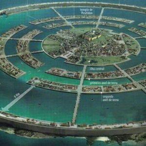 Πως Έγινε η Καταβύθιση της Ατλαντίδας Σύμφωνα με τους Ολύμπιους