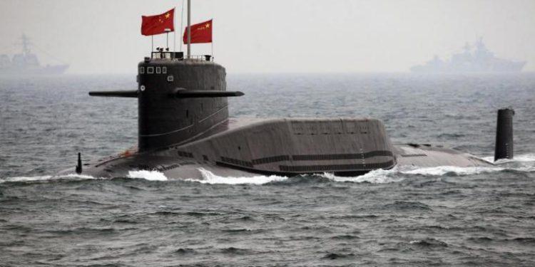 PLAN: «Αποκαλυπτικά» πλάνα του νέου κινεζικού βαλλιστικού πυραύλου από υποβρύχιο [vid]