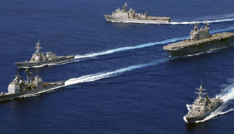 Ετοιμοπόλεμες οι ΗΠΑ – Ο 6ος στόλος «απλώνεται» στην Μεσόγειο: Ενισχύεται με τέσσερα νέα αντιτορπιλικά και μοίρα επιθετικών ελικοπτέρων (Εικόνες)