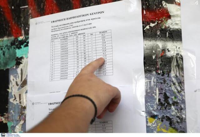 «Θέρισαν» Μαθηματικά και Βιολογία – Ποσοστό ρεκόρ έγραψε κάτω από τη βάση – Τι «δείχνουν» τα στατιστικά των πανελλαδικών