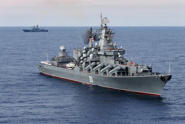 Η Μόσχα Καταγγέλλει Ότι Αμερικανικό Πλοίο Κόντεψε Να Προκαλέσει Σύγκρουση Με Αντίστοιχο Ρωσικό RICK   AT 6/07/2019 04:52:00 Μ.Μ.