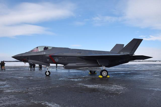 Επιχειρήσεις Σε Συρία-Ιράκ Για Πρώτη Φορά Από F-35 Που Απογειώθηκαν Από Τις Βάσεις Ακρωτηρίου Στην Κύπρο