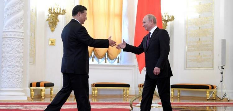 Στρατηγική Συμμαχία Ρωσίας και Κίνας στον 21ο Αιώνα