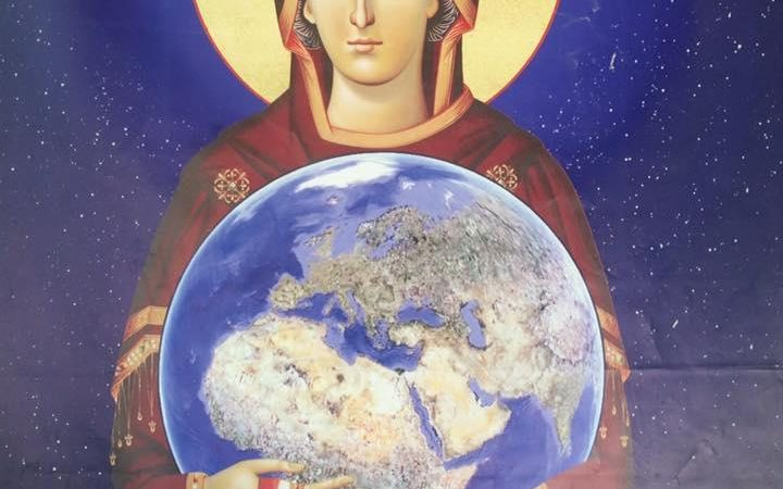 «νοσεί η ΕΛΛΑΔΑ, μα λίγο πριν πεθάνει, θα έρθει η Ανάσταση ο κόσμος θ' ανασάνει»