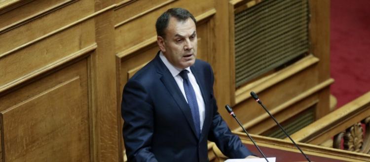 Τι αποκάλυψε ο ΥΕΘΑ Ν.Παναγιωτόπουλος για το νέο μαχητικό της ΠΑ και τις νέες φρεγάτες του ΠΝ