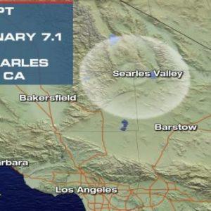 ΗΠΑ: Ισχυρός σεισμός 7,1 Ρίχτερ συγκλόνισε τη νότια Καλιφόρνια – Ο μεγαλύτερος εδώ και 25 χρόνια! (φωτό, βίντεο)