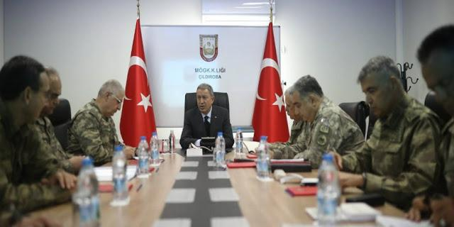«Βόμβα» Του Υπουργείου Άμυνας Της Τουρκίας: Συμφωνία Σε Είκοσι ΜΟΕ Με Την Ελλάδα!