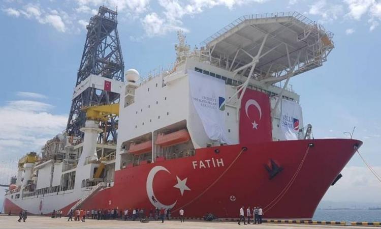Ο Επόμενος ¨πύραυλος¨ που θα λοξοδρομήσει, ίσως πέσει πάνω στο γεωτρύπανο «Πορθητής » Ταγίπ Ερντογάν . Έχεις 21 ημέρες να εγκαταλείψεις της Κυπριακή ΑΟΖ.