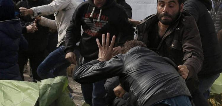 Συγκρούσεις μεταξύ μουσουλμάνων στη Θεσ/νίκη: Αιματηρό επεισόδιο με σοβαρό τραυματσμό – Εικόνες-βίντεο