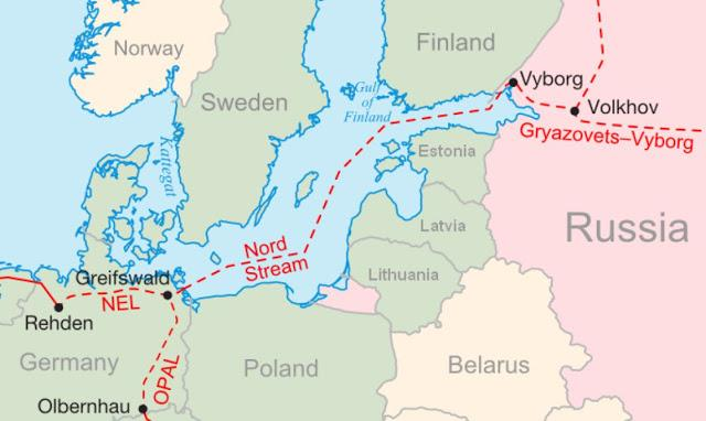 Η Ευρώπη κινδυνεύει να μείνει χωρίς ρωσικό αέριο και χωρίς χρήματα
