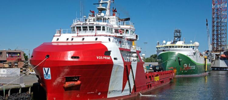 Θρίλερ στο λιμάνι της Λεμεσού με το σκάφος VOS PRIME