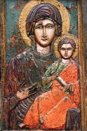 η ΠΑΝΑΓΙΑ η ΦΑΝΕΡΩΜΕΝΗ που Εορτάζει στα Εννιάμερα, να Φανερώσει Σύντομα το  Σχέδιο του ΘΕΟΥ για την Μεγάλη  Ελλάδα.