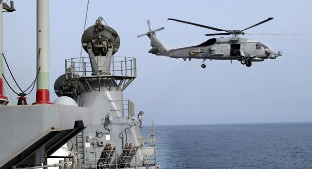 Νέες Ιαχές Πολέμου – Το Ιράν Απειλεί Να Βυθίσει Εχθρικά Πλοία Στον Περσικό Κόλπο