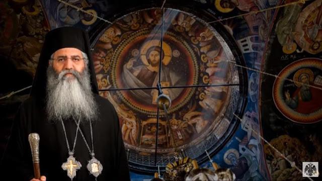 Άγιος Γέρων Παΐσιος σε Μόρφου Νεόφυτο: Να 'ξερες τι θα δούν αυτά τα μάτια…
