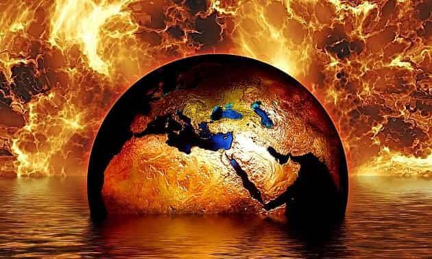 «Είναι Ήδη Αργά»: Έρχεται «Βιβλική Καταστροφή» και Μόλις Τώρα ο Κόσμος Αρχίζει να το Συνειδητοποιεί
