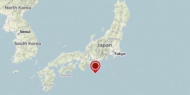 Ιαπωνία: Ξύπνησε Ο Εγκέλαδος Στη Φουκουσίμα -Σεισμός 6,2 Ρίχτερ
