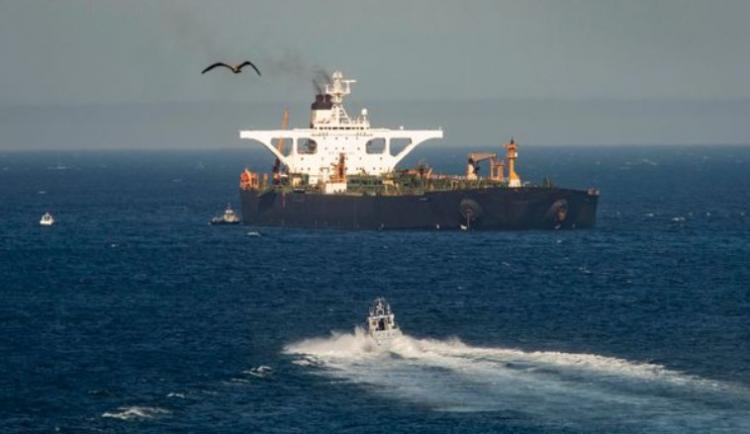 Grace-1: Προς Καλαμάτα κατευθύνεται το ιρανικό δεξαμενόπλοιο από το Γιβραλτάρ