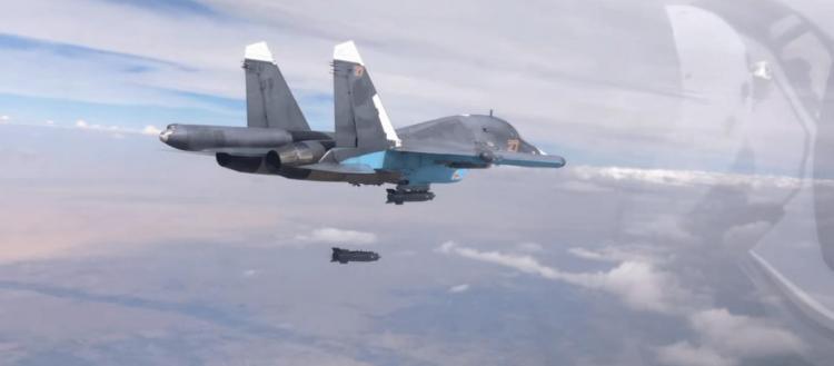 Κόλαση στην Λαττάκεια της Συρίας: Οι Ρώσοι δοκίμασαν νέα θερμοβαρικά όπλα στους τουρκόφωνους ισλαμιστές