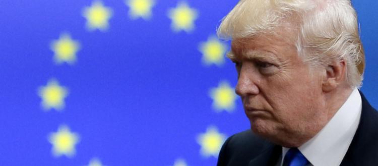 Ο Ντ.Τραμπ απειλεί να «τινάξει» την Ευρώπη: «Πάρτε πίσω τους 2,500 τζιχαντιστές σας αλλιώς θα τους απελευθερώσω»