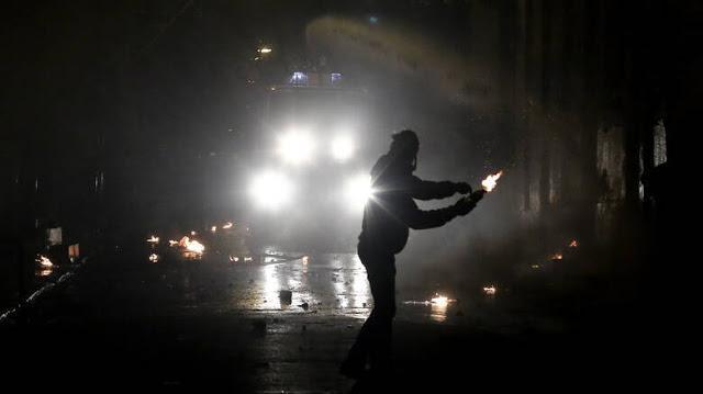Ξεκίνησε Το «Αντάρτικο» Στα Εξάρχεια: Ενέδρα Ακροαριστερών Σε Αστυνομικούς Της ΔΙ.ΑΣ.- Έσπασαν Μία Μηχανή-Έκλεψαν Κράνος