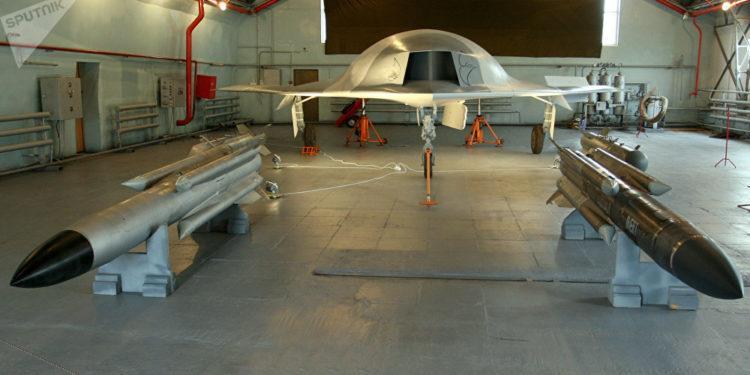 Ρωσικό επιθετικό drone τεχνολογίας stealth εναντίον Τούρκικων Γεωτρύπανων και αεροπλανοφόρου «Αναντολού» , o εφιάλτης του Ερντογάν
