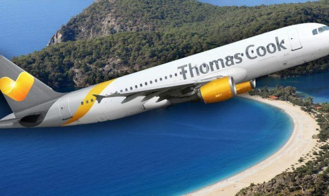 Χρεοκόπησε η Thomas Cook – Αποκλεισμένοι στα αεροδρόμια χιλιάδες ταξιδιώτες