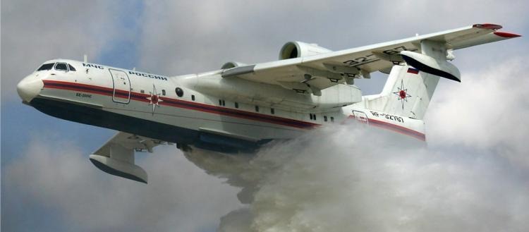 Η Αγκυρα πάει για «κεραυνοβόλο» πόλεμο στο Αιγαίο: Προμηθεύεται αμφίβια αεροσκάφη Be-200 Beriev