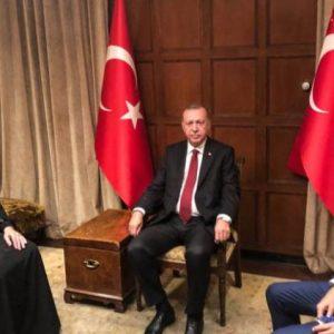 """Το ατόπημα του κ. Ελπιδοφόρου: Συζήτησε με τον Ερντογάν για """"μειονότητα"""" στην Ελλάδα…"""