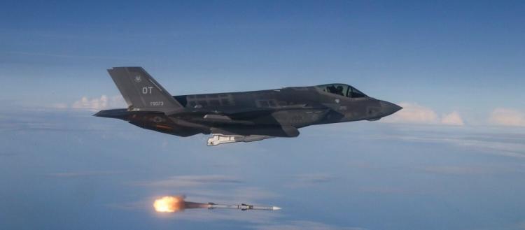 Μαζικός βομβαρδισμός από F-15 & F-35 στο Ιράκ – ΗΠΑ: «Να πώς είναι όταν μαχητικά μας ρίχνουν 36 τόνους βομβών» (βίντεο)