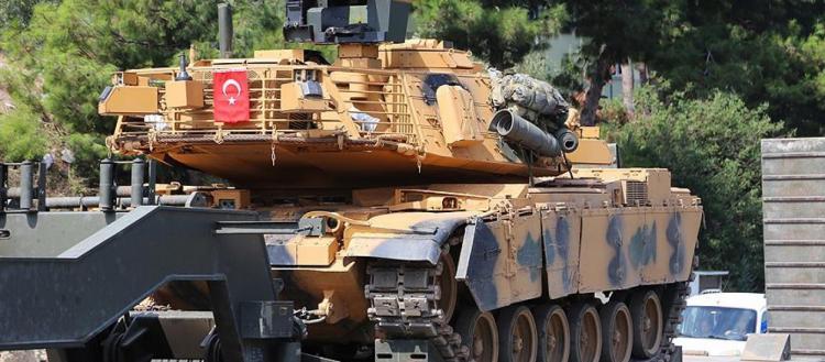 Σε πολεμική ετοιμότητα τέθηκε ο τουρκικός Στρατός – Κηρύχθηκε στρατιωτικός νόμος – Ξεσηκωμός Κούρδων σε Deir Ezzor