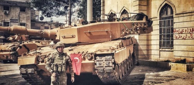 Eυτυχώς που επιβάλλουν… κυρώσεις: Ρεκόρ στην πώληση στρατιωτικού υλικού από την Γερμανία στην Τουρκία