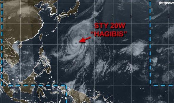 Hagibis: Ο τυφώνας-τέρας έρχεται και προκαλεί τρόμο στην Ιαπωνία