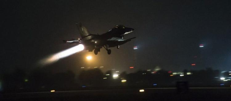 Nυχτερινή αερομαχία στο Βόρειο Αιγαίο: Τουρκικά μαχητικά εγκλώβισαν ελληνικά F-16 μεταξύ Λέσβου και Χίου