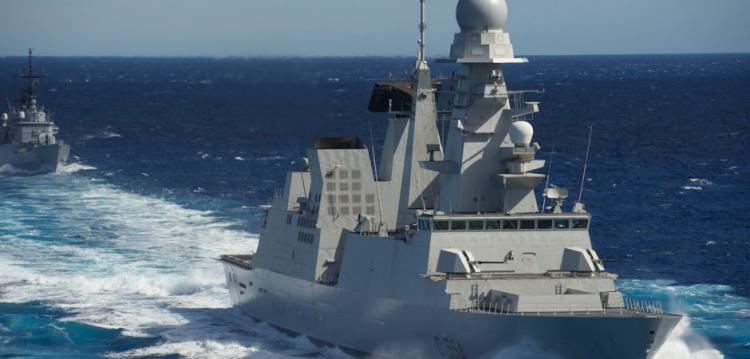 Ο γαλλικός στόλος απέναντι στον τουρκικό: Ραγδαίες εξελίξεις για το οικόπεδο 7 της κυπριακής ΑΟΖ