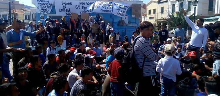 Νέο σχέδιο εποικισμού: 20.000 «αιτούντες» καταφθάνουν στην ενδοχώρα – 700 αναχωρούν αύριο από την Σάμο