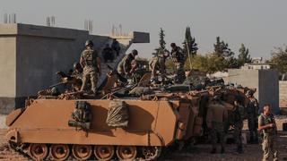 «Σκούρα» τα πράγματα για την Τουρκία στην Συρία – Όλες οι σημερινές λεπτομέρειες (ΧΑΡΤΗΣ-ΒΙΝΤΕΟ)