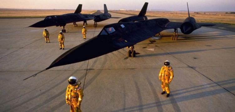 SR-71 Blackbird: Το αεροσκάφος που κανένα άλλο δεν μπόρεσε ποτέ να φτάσει [pics]