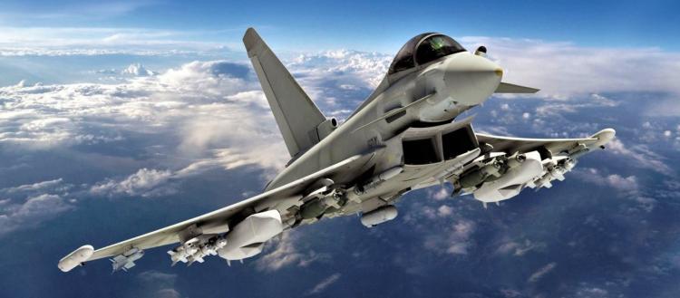 Μια ευκαιρία για να ανακτήσει η Ελλάδα την χαμένη αεροπορική ισχύ της: Η Γερμανία αποδεσμεύει 38 EF-2000 «του κουτιού»